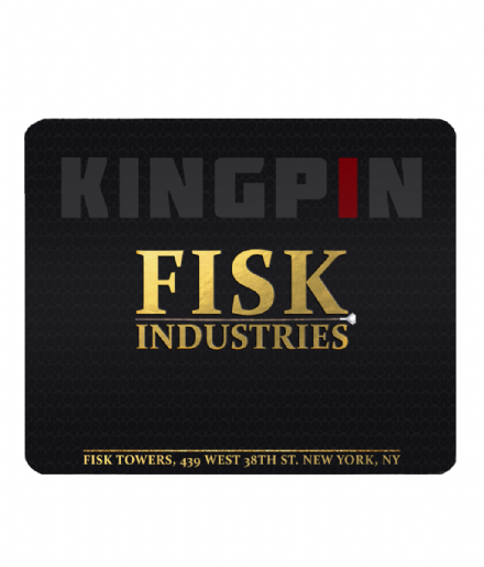 Wilson Fisk Industries The Kingpin Marvel Daredevil PC Laptop Mouse Mat